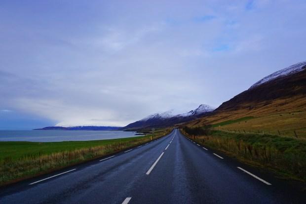 The Ring Road, Svalbarð, Northern Iceland
