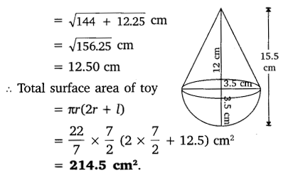 NCERT Solutions for Class 10 Maths Chapter 13 Surface Areas and Volumes 3