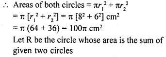 Learncbse.In Class 10 Chapter 15 Areas related to Circles