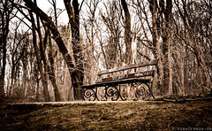 Freie Plätze im Park