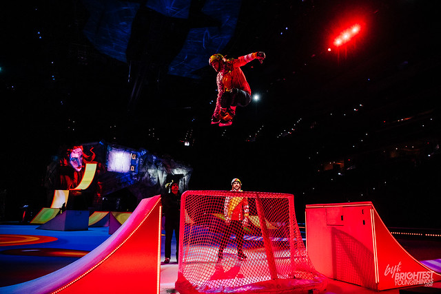Cirque Du Soleil Crystal BTS-9755