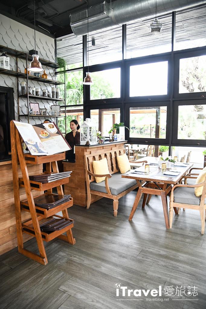 清邁餐廳推薦 TIME Riverfront Cuisine & Bar (9)