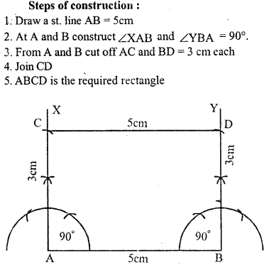 ML Aggarwal Class 9 Solutions for ICSE Maths Chapter 13 Rectilinear Figures  ex 2  15