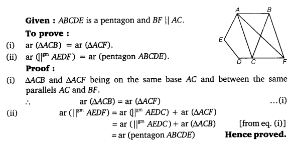 NCERT Solutions for Class 9 Maths Chapter 9 Area of parallelograms and Triangles 25