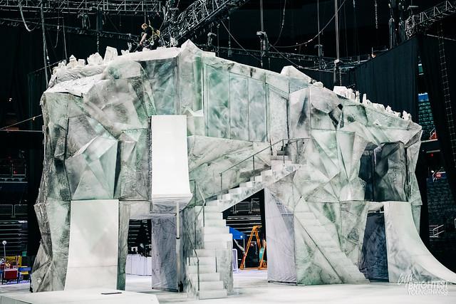 Cirque Du Soleil Crystal BTS-9520