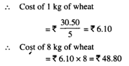 NCERT Solutions for Class 6 Maths Chapter 12 Ratio and Proportion 63