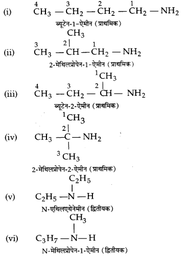UP Board Solutions for Class 12 Chemistry Chapter 13 Amines 2