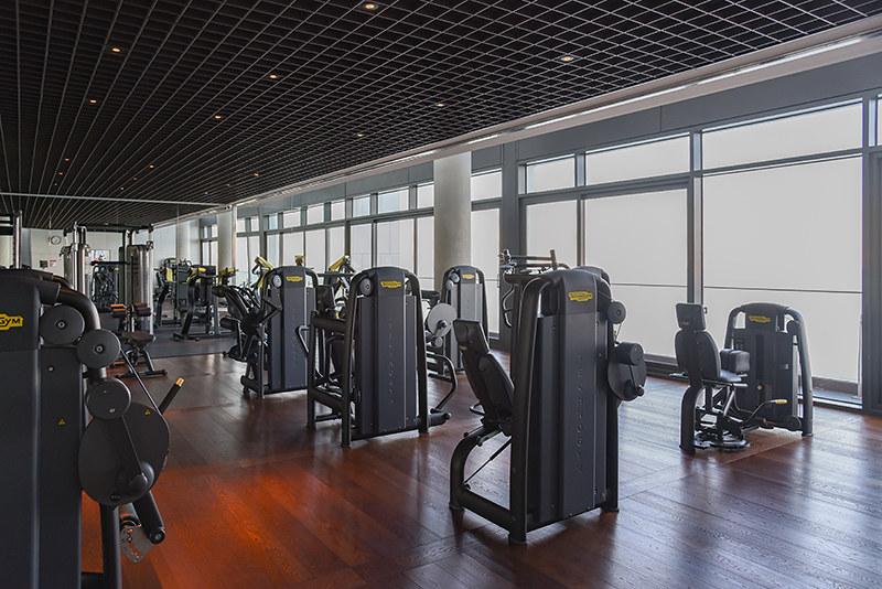 Hilton Busan Gym