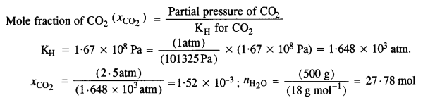 NCERT Solutions for Class 12 Chemistry Chapter 2 Solutions 11