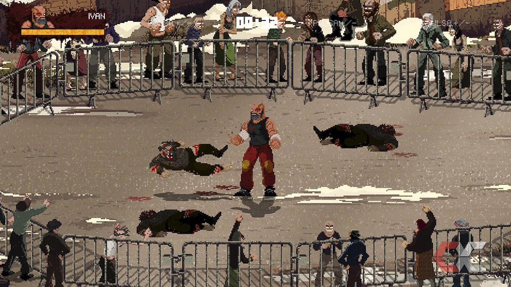 Mother Russia Bleeds Review - OverCluster (1)