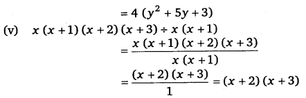 NCERT Solutions for Class 8 Maths Chapter 14 Factorisation 19