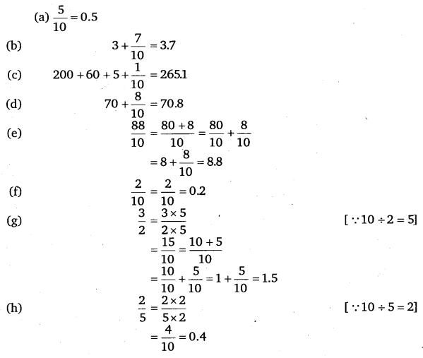 NCERT Solutions for Class 6 Maths Chapter 8 Decimals 5