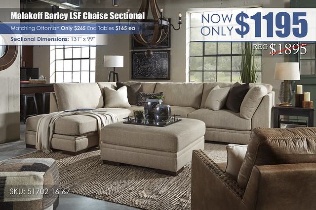 Malakoff Barley LSF Chaise Sectional_51702-16-67-21-08-T732