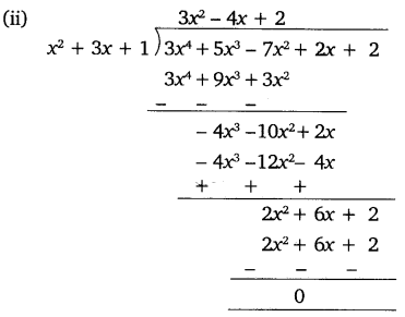 NCERT Solutions for Class 10 Maths Chapter 2 Polynomials e3 2.