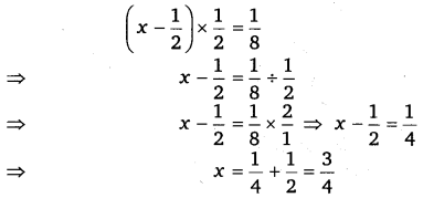 NCERT Solutions for Class 8 Maths Chapter 2 Linear Equations In One Variable 16