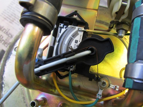 Fuel Level Sender Unit Potentiometer