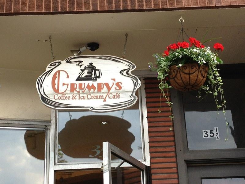 Grumpy's Coffee and Ice Cream Café
