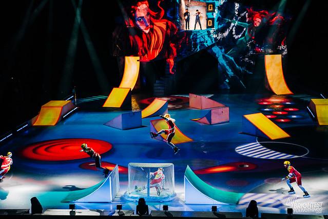Cirque Du Soleil Crystal Opening Night-8281