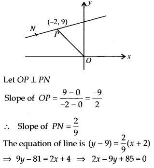 NCERT Solutions for Class 11 Maths Chapter 10 Straight Lines 29