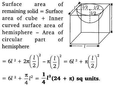 NCERT Solutions for Class 10 Maths Chapter 13 Surface Areas and Volumes 5