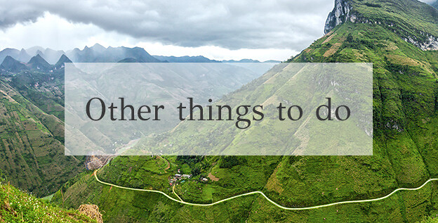 Ha giang other things to do