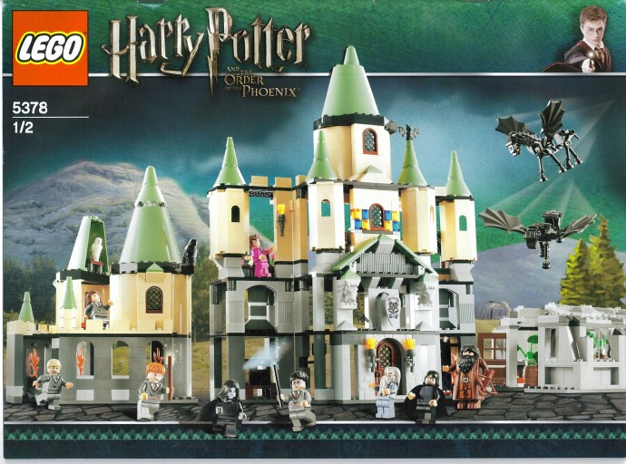 Hall 75954 Hogwarts Great Hellobricks Review Lego VMpzqUS