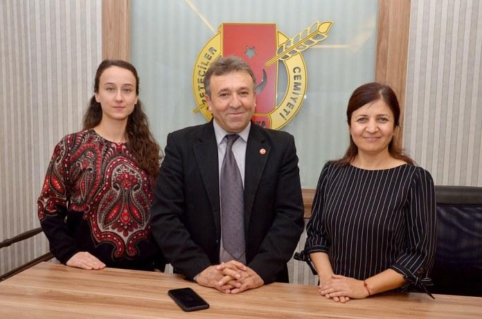 Emel Yüzbaşıoğlu, İbrahim Akdağ, Gaye Coşkun