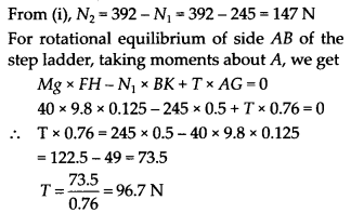 NCERT Solutions for Class 11 Physics Chapter 7 System of particles and Rotational Motion 27