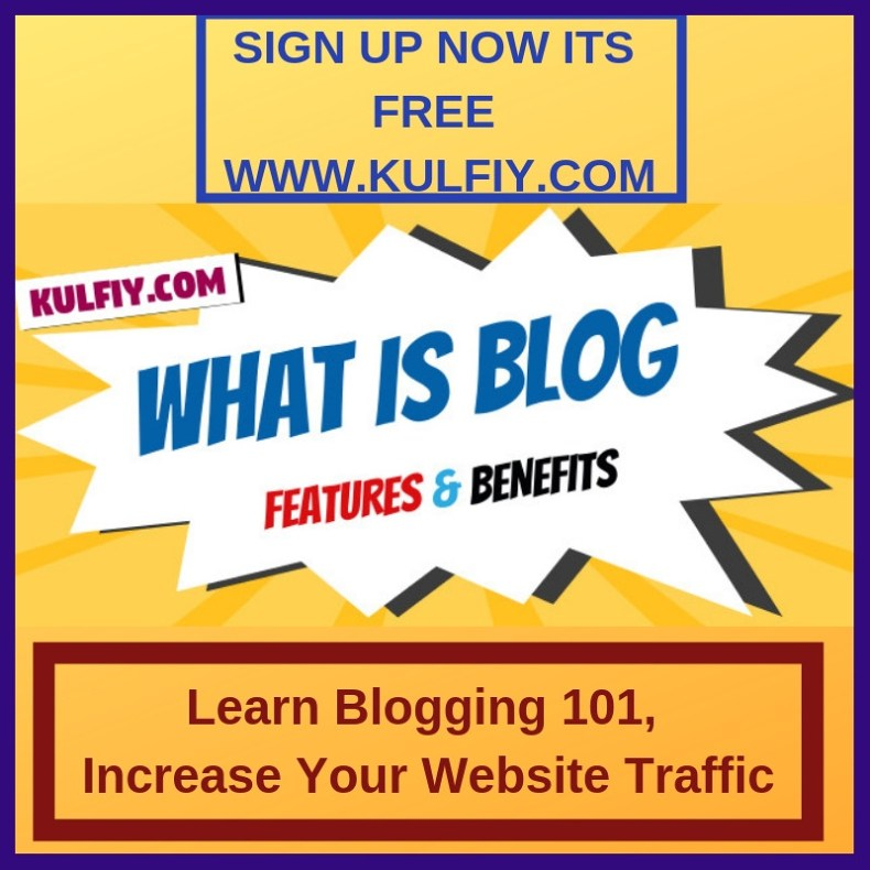Signup Now KulFiy.com