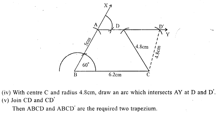 ML Aggarwal Class 9 Solutions for ICSE Maths Chapter 13 Rectilinear Figures  ex 2  6a