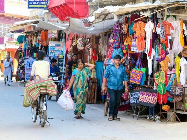 La ciudad sagrada de Pushkar