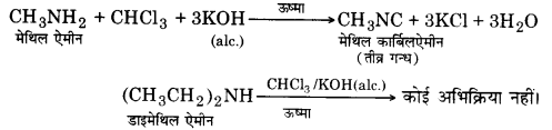 UP Board Solutions for Class 12 Chemistry Chapter 13 Amines 12