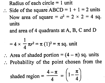 RD Sharma Class 10 Solutions Chapter 16 Probability Ex 16.2 4A