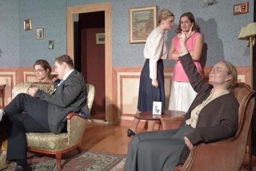 Välkommen av Allan Edwall med Teater Duga