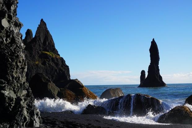 Reynisfjara Black Sand Beach, near Vík í Mýrdal
