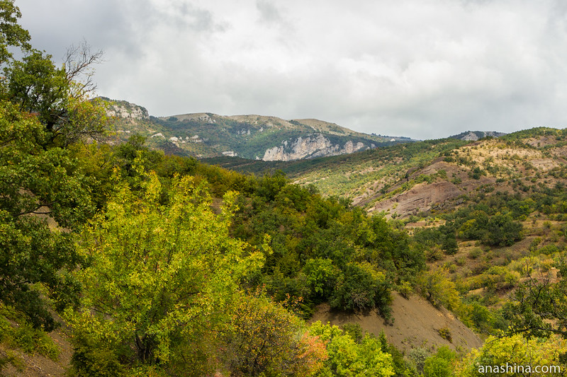 Крым, Крымские горы
