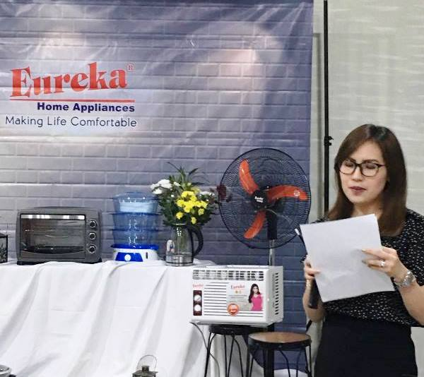 Jo Uy-Chung, Eureka General Manager