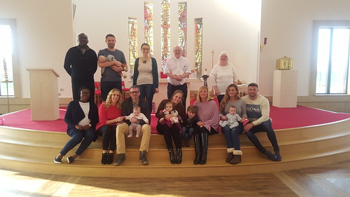 Baptism Group November 2018