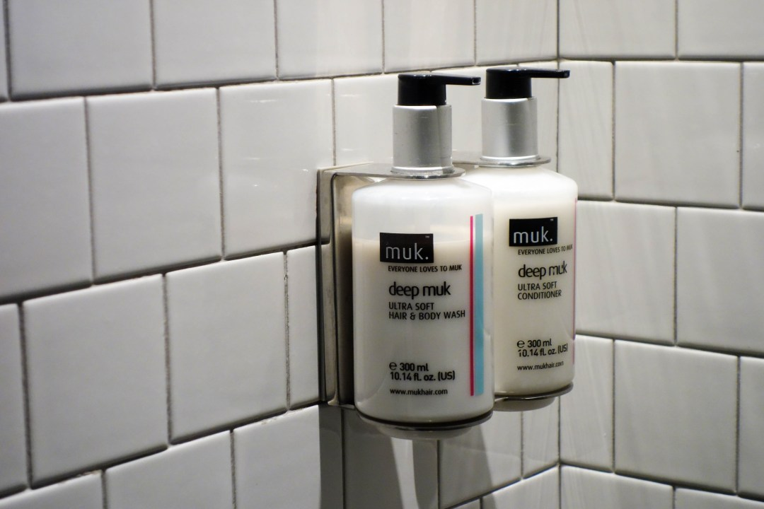 Muk hair/body wash + conditioner