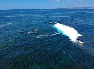 Surfing Voodoo #marineexplorer