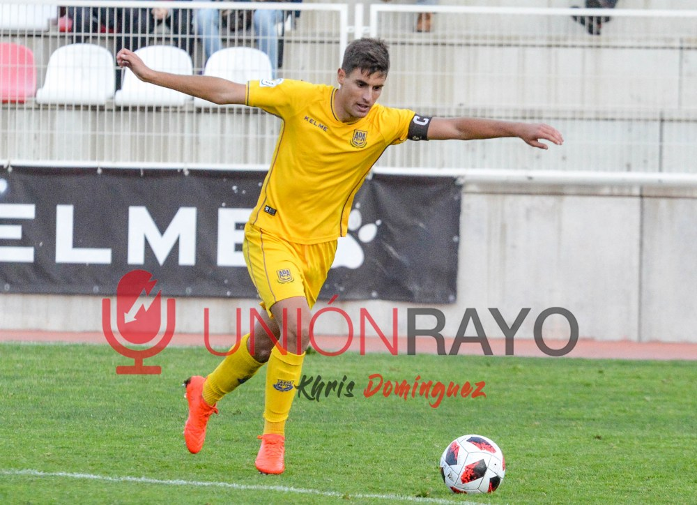 Rayo B 2-0 Alcorcón B
