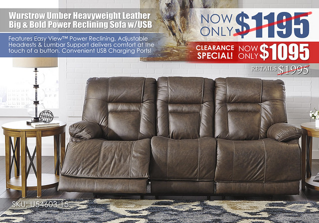Wurstrow Umber Heavy Weight Leather Sofa_U54603-15-18-T433-PILLOW_Clearance