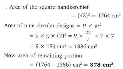 NCERT Solutions for Class 10 Maths Chapter 12 Areas Related to Circles 55