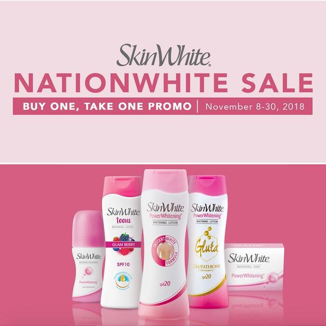 SkinWhite NationWhite Sale