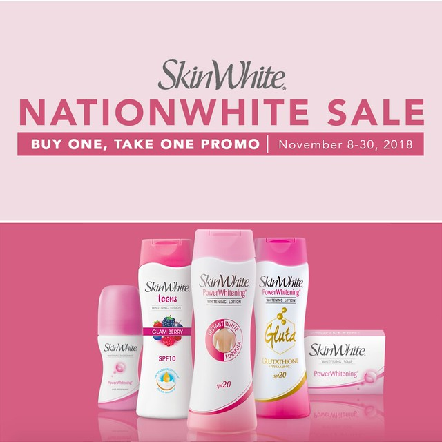 SkinWhite NationWhite Sale