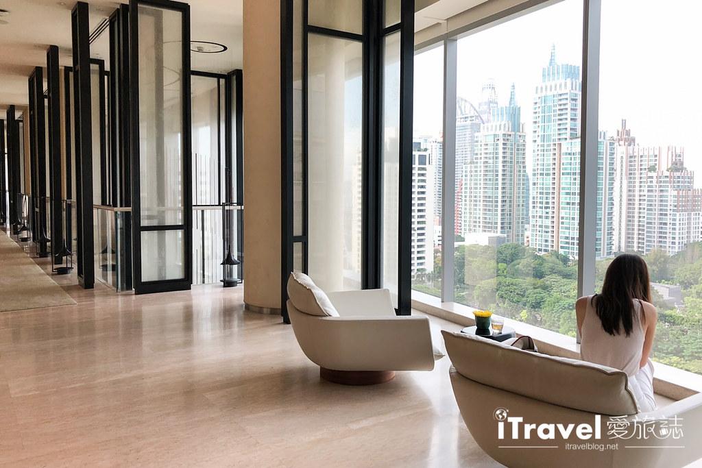 曼谷柏悅飯店 Park Hyatt Bangkok (5)