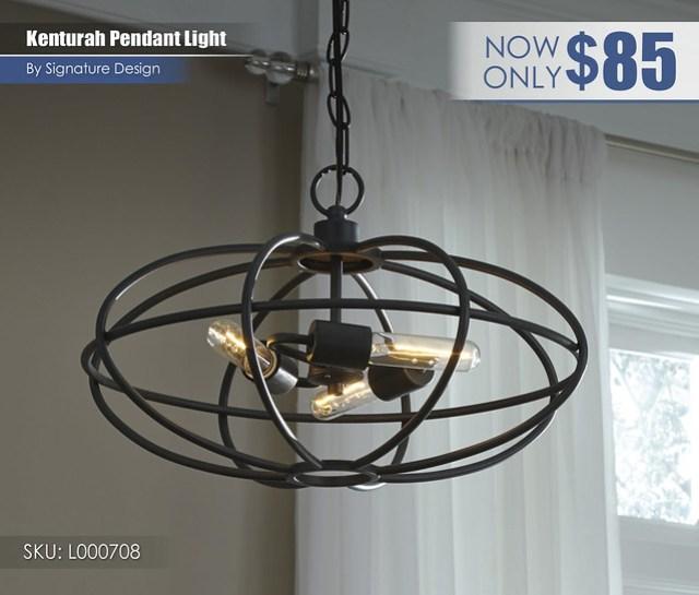Kenturah Pendant Light_L000708