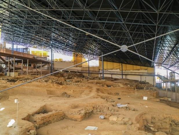 Parque Arqueológico de la Cueva Pintada de Gáldar