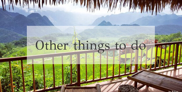 Pu loung other things to do