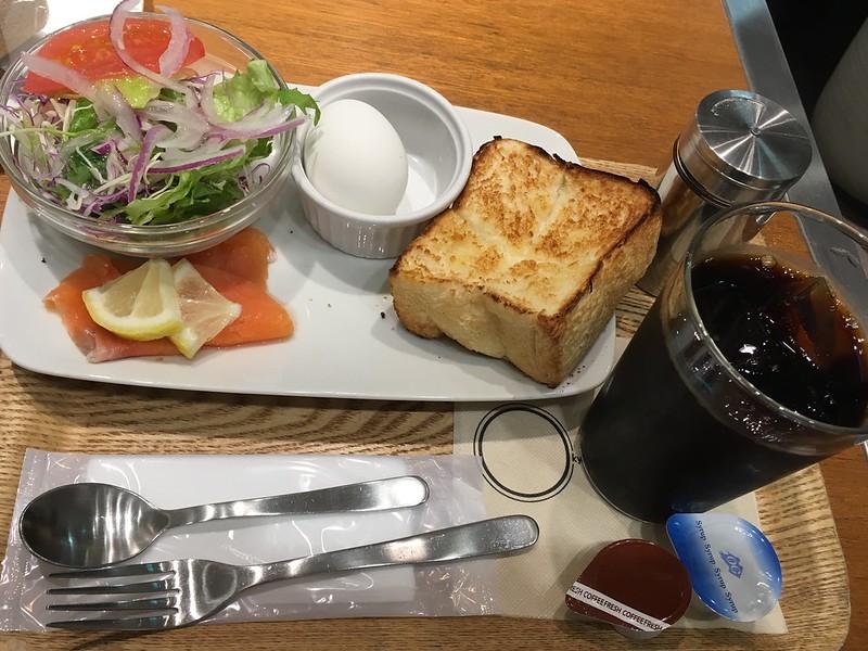 Ogawa Coffee at Kyoto Station